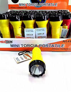 mini torcia maxexcell
