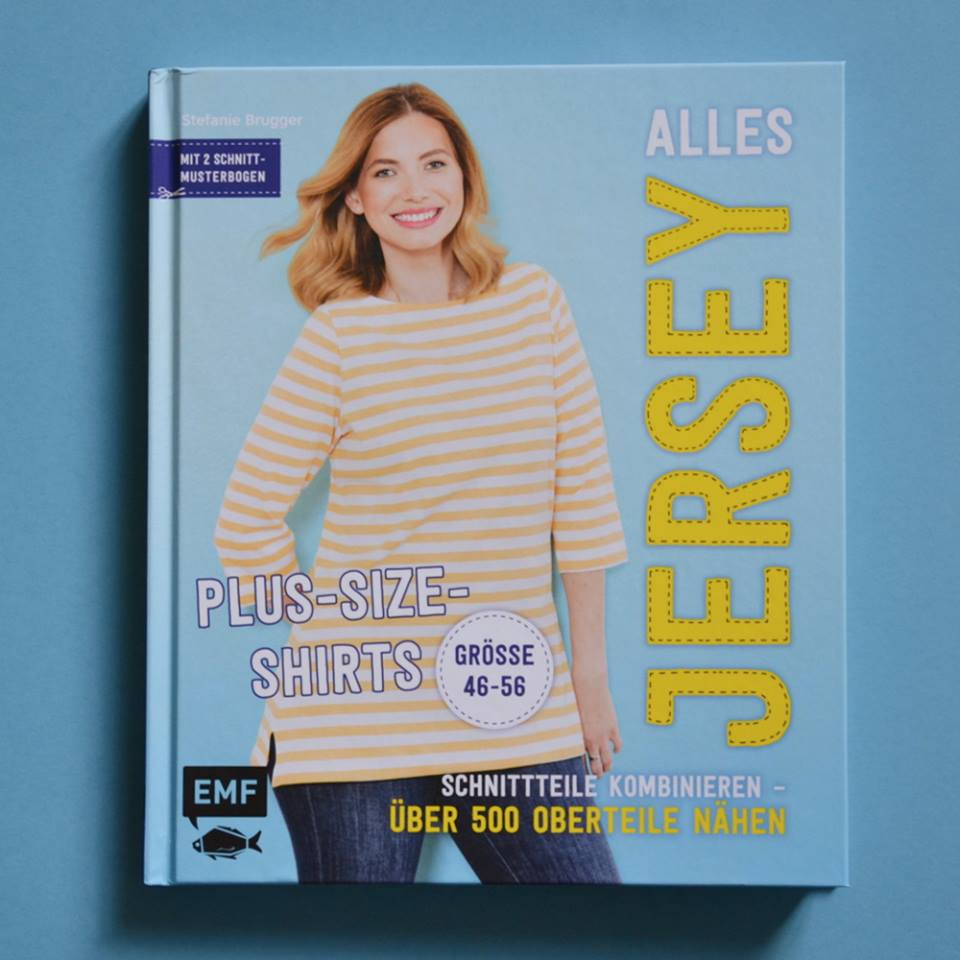 Huegelring: Alles Jersey Plus-Size-Shirts