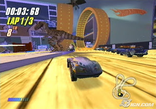 Hot Wheels: Beat That! (PS2) 2007