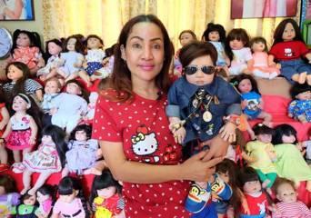 Fenomena dan mitos boneka pesugihan Look Thep di Thailand