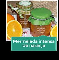 MERMELADA INTENSA DE NARANJA