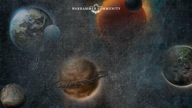 warzones Warhammer 40,000