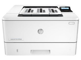 Reliable printer for whatever draw organisation purposes in addition to your component HP LaserJet Pro M402n Printer Driver Download