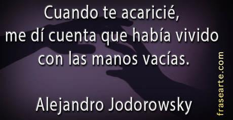 Frases de amor Alejandro Jodorowsky