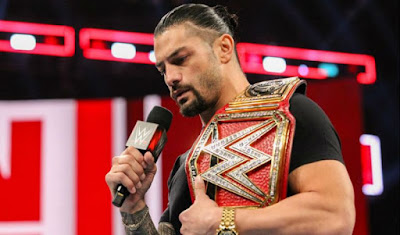 Roman Reigns WWE Universal Cancer Shield Title