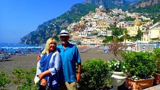 Pat  Wayne Dunlap Italy Beautiful Amalfi Coast Positano Costiera Amalfitana