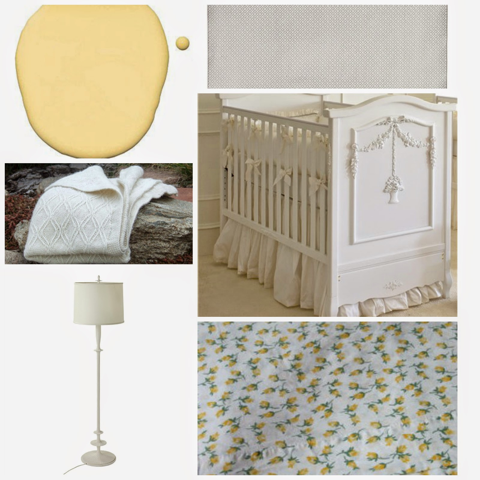 A Little Princess Nursery Design: Commona My House: NURSERY DESIGN {HRH Princess Charlotte