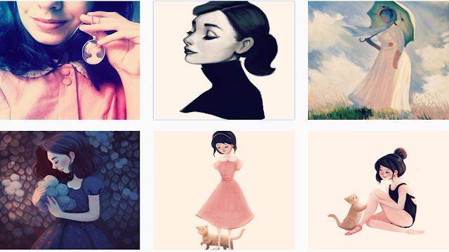 Diana%2Binstagram - Favoritos de Janeiro