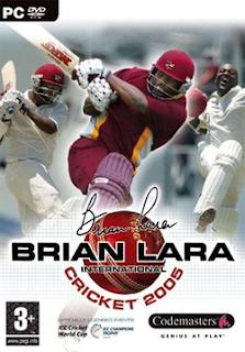 BRIAN LARA CRICKET 2005 free download pc game full version