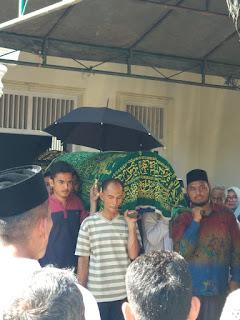 PPWI Berduka, Almarhum Haes Dimakamkan di Kampung Halaman Lamkawe