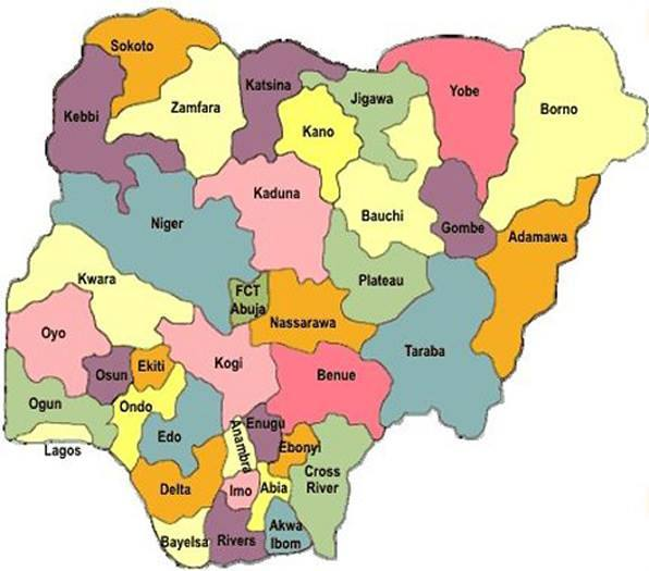 Only 4 States In Nigeria Can Pay Salaries Without Borrowing [See LIST]