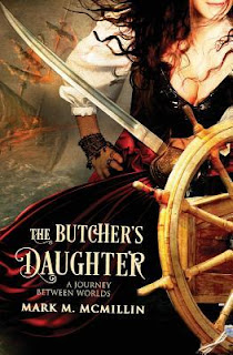 The Butcher's Daughter by Mark m. McMillin
