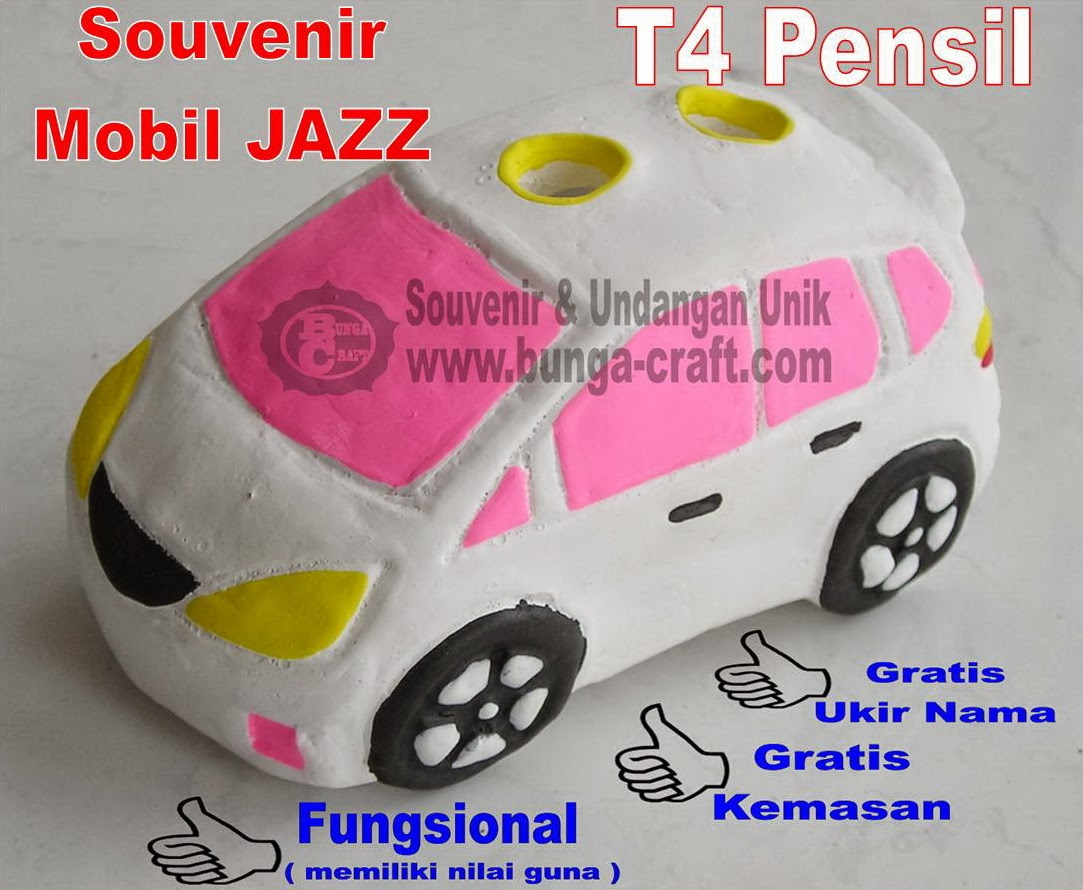 souvenir mobil jazz