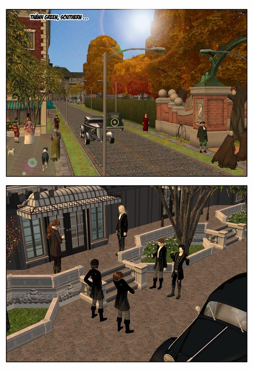 Truyện Sims - Earl Story chap 85 - Trang 7