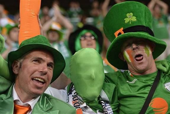 Republic of Ireland fans in Australia now have the chance to watch their team's World Cup qualifier