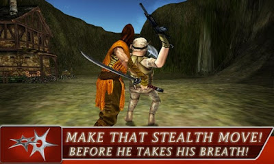 Ninja Warrior Assassin 3D v1.1.1 Mod APK-6