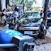 Carro invade calçada e atropela duas pessoas na Oscar Freire, em SP