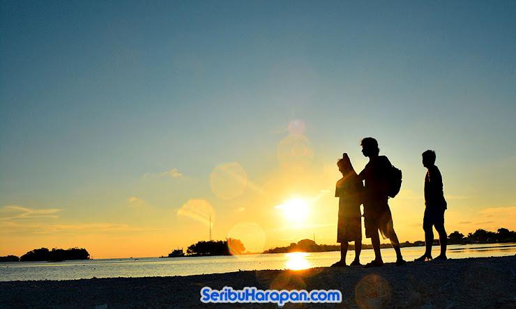 pulau harapan kepulauan seribu utara