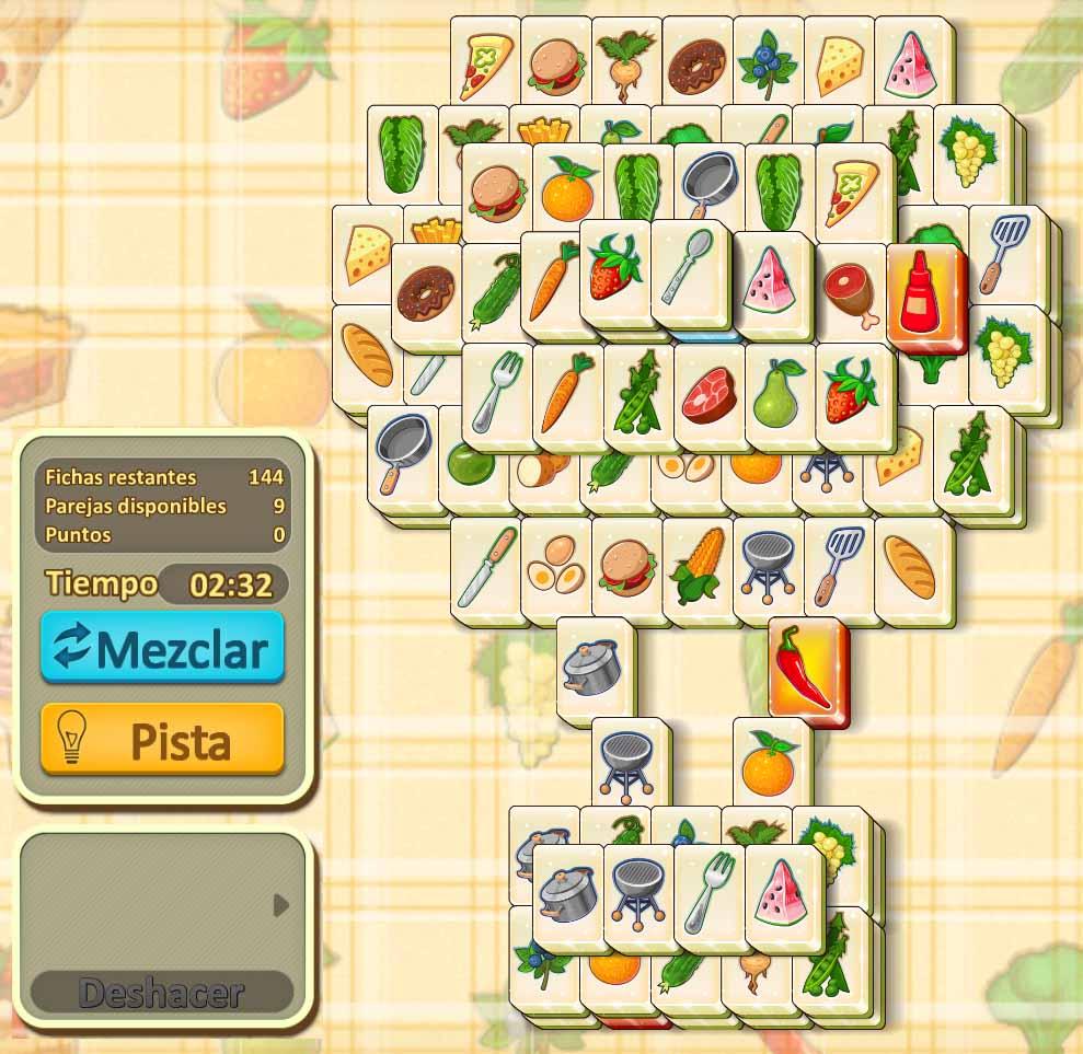 Simple Mahjong Divertido Juego Tipo Puzzle Gratis Educar Y Motivar