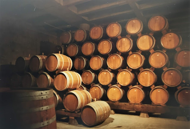 Robert Earl Burton's Fellowship of Friends cult Renaissance Winery barrel room