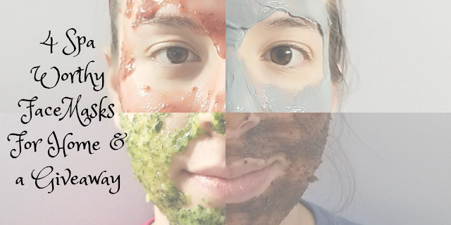 Beauty Giveaway | 4 relaxing facial at home #giveaway #contest #free