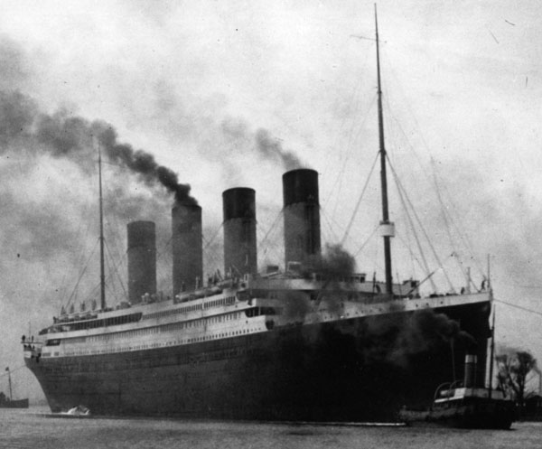 RMS Titanic - The Last Maiden Voyage - FunnyMadWorld