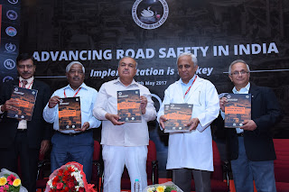 UL and NIMHANS release national level research reports on road safety