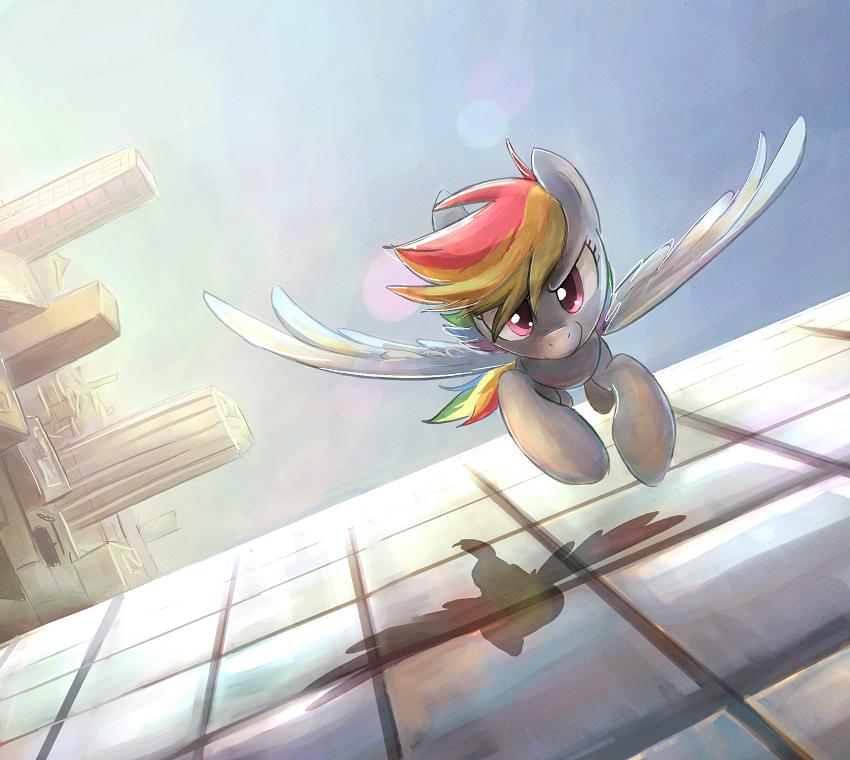 My Little Pony: Top 10: las diez mejores imágenes de Rainbow Dash de ...