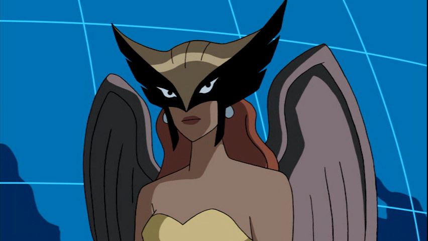 Comic Book Kingdom: Hawkgirl - Justice League