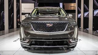 2020 Cadillac XT6 SUV front