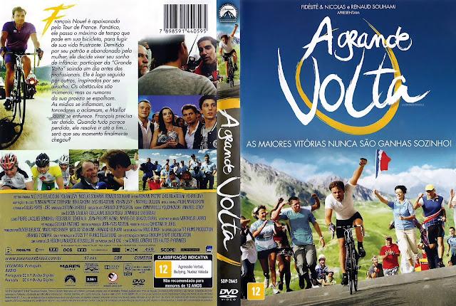 Capa DVD A Grande Volta