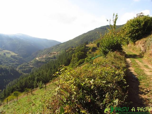 Camino Real Corias El Puelo