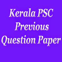 KERALA PSC Previous Question Papers
