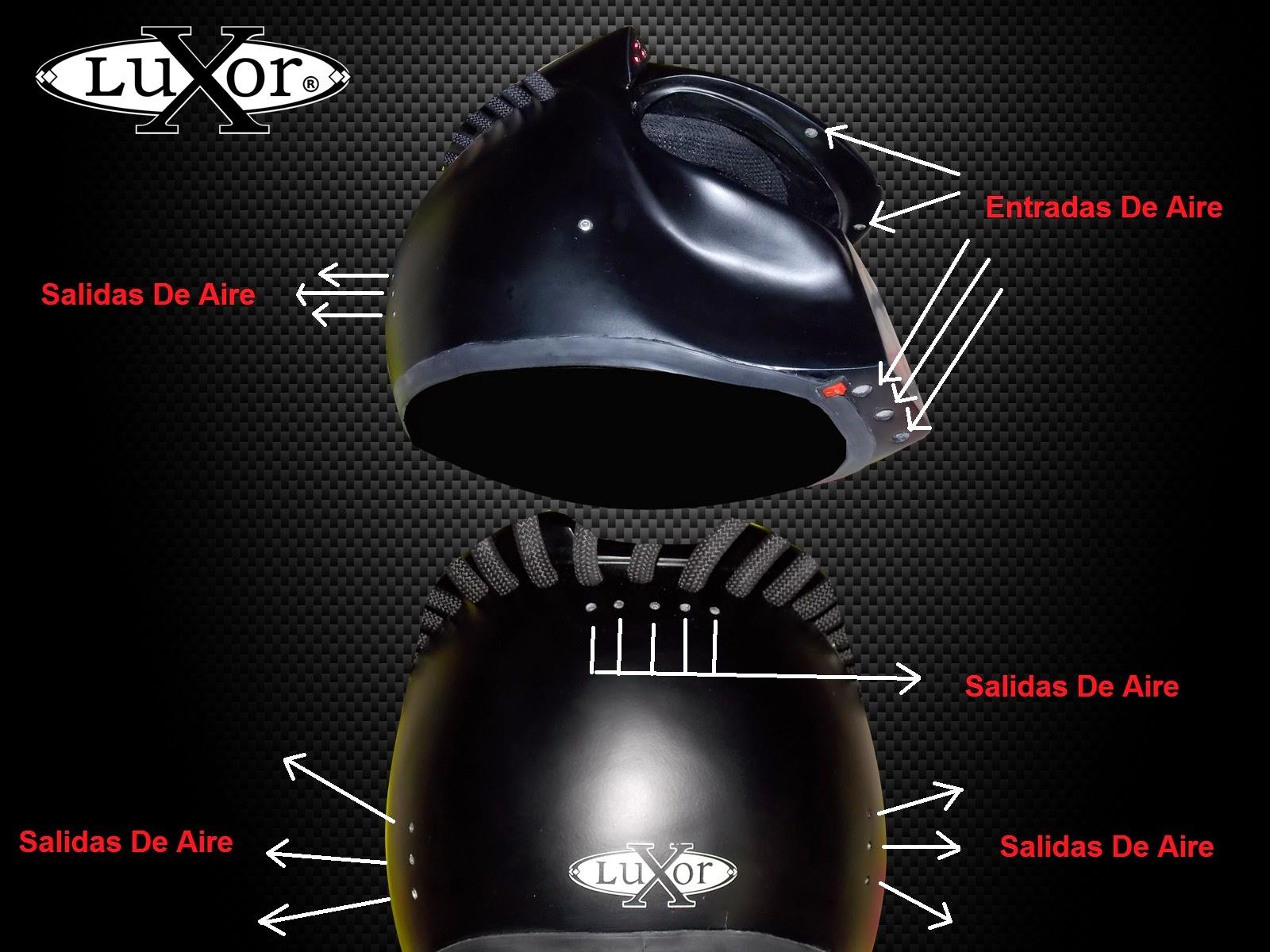 Casco Depredador Para Moto Caracteristicas