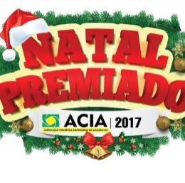 Promoção ACIA Amambai MS Natal Premiado Concorrer Prêmios