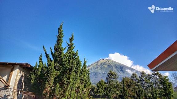 Keindahan Gunung Sindoro Di Temanggung