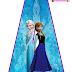 Frozen: Bello Alfabeto Gratis de Elsa y Ana.