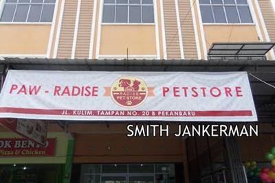 Lowongan Kerja Pekanbaru : Perusahaan Paw-Radise Petstore Oktober 2017