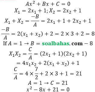 jawab unbk 2017 matematika ips