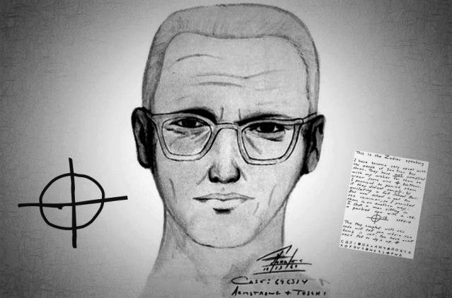 serial killers, cartas, assassinos em série, assassino do zodíaco