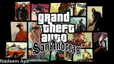 GTA San Andreas Apk Download Full Game For Android