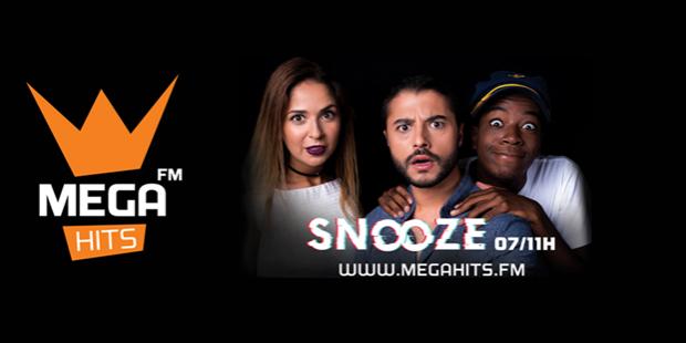 'Snooze' é a aposta da Mega Hits para 2017/18