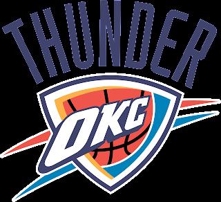 Baixar vetor Logo oklahoma city thunder para Corel Draw gratis