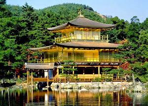 Golden Pavilion, Jepang