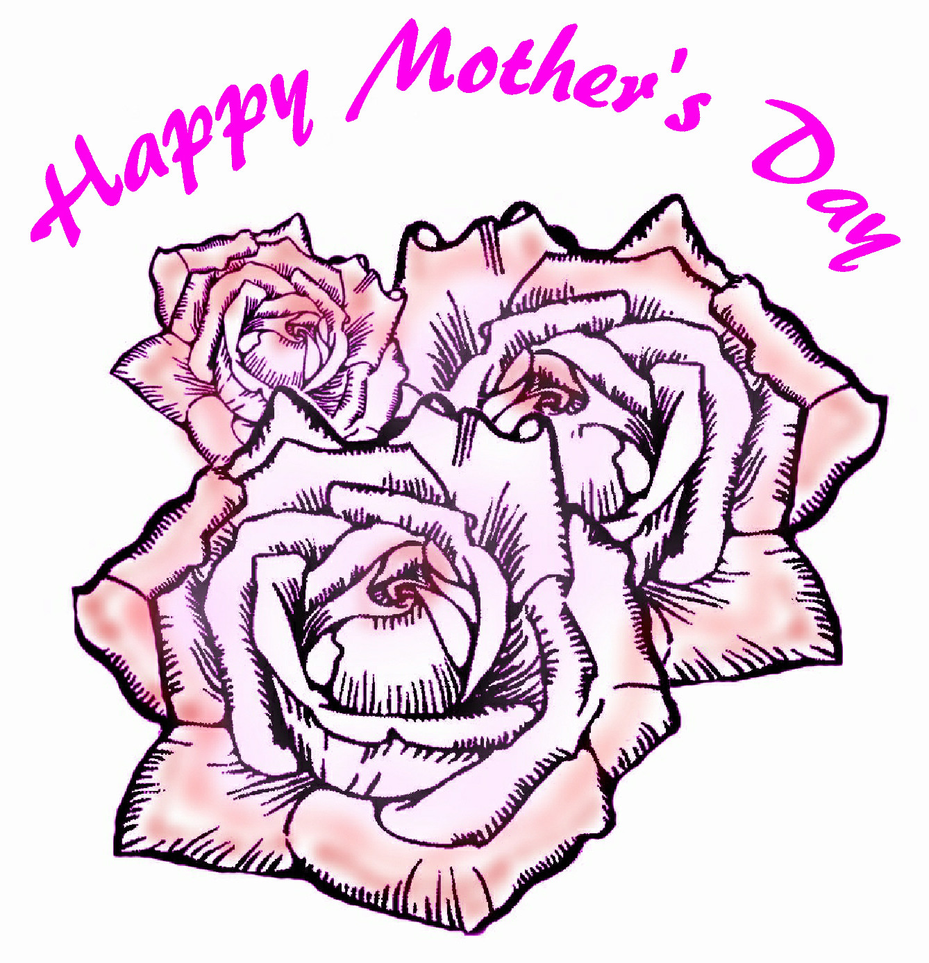 mother's day clip art pictures - photo #6