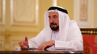 الشيخ سلطان القاسمى، حاكم الشارقة