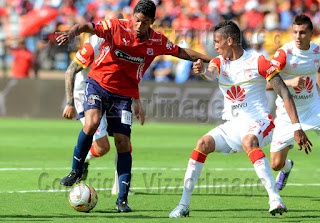 Independiente Medellín vs Independiente Santa Fe