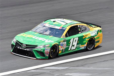 Christopher W. Swanson Honored on the No. 19 Car