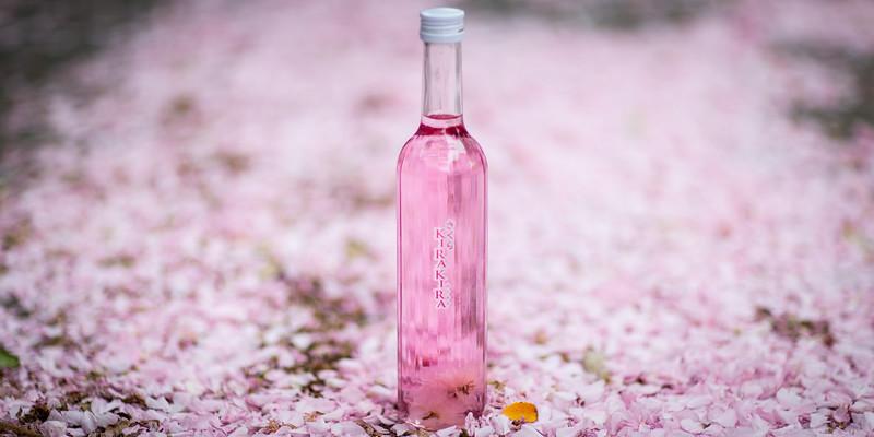 清酒大君私房選Sake Tycoon: 美麗不等於美味– 桜キラキラ櫻花酒