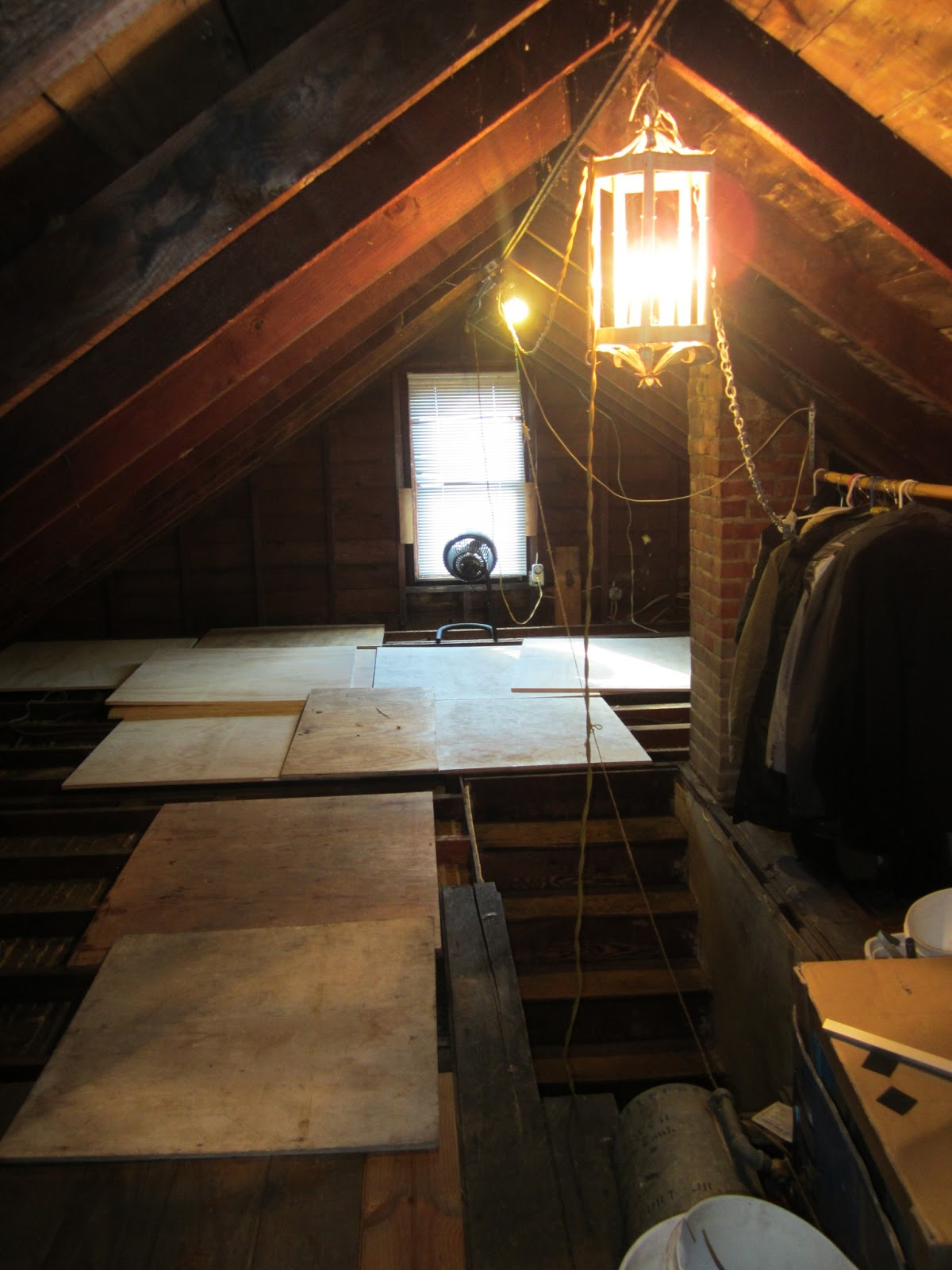 Small Attic vida's think tank: 8 clever ways to design your small attic  space